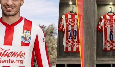Crazy Chivas's reputation with advertising in his special sweater