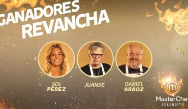 Daniel Aráoz, Sol Pérez and Juanse return to MasterChef Celebrity 2