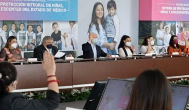 Edomex enlists return to safe classes