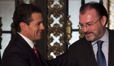 FGR implicates EPN and Videgaray before judge in plot of alleged bribes
