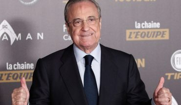 """Florentino Pérez said the SuperLiga is in """"stand by"""": """"UEFA put on a show"""""""