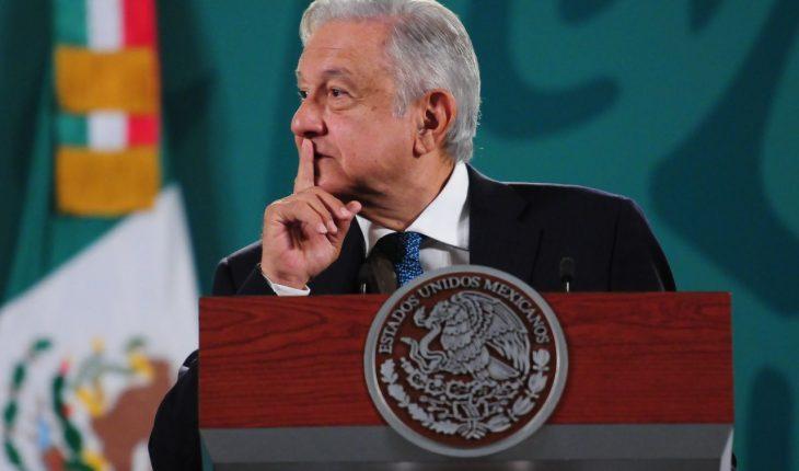INE sanction against Salgado is an 'attack on democracy': AMLO