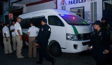 INM rescued 136 migrants in Tlaxcala, but now its whereabouts are unknown