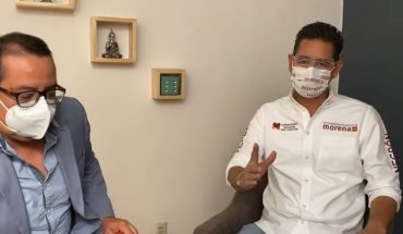 Iván Pérez Negrón bets on impusing local trade, tourism and culture to reactivate Morelia