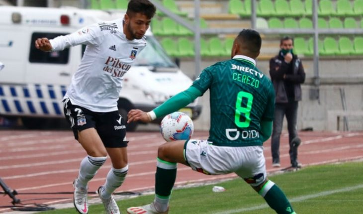 """Jeyson Rojas: """"We look forward to leaving Colo Colo well"""""""