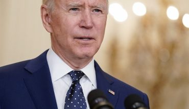 Joe Biden wears mask to announce that its use will no longer be necessary