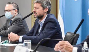 """Matías Lammens, after the outbreaks: """"We don't plan to stop football"""""""