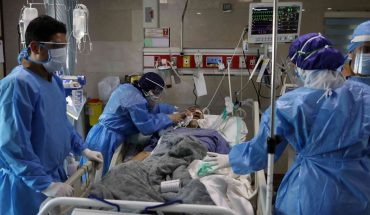 More than half of those admitted to intensive care in the country are under the age of 60