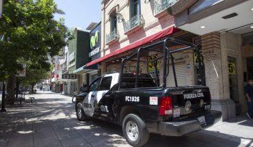 Nuevo León Civil Force stops and hits reporter Vianca Treviño