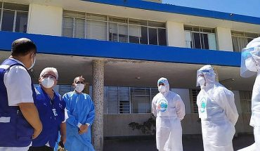 Oxygen desupply kills 13 patients with Covid-19 in Peru hospital