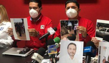 PRI Ahome exposes officials for destroying election propaganda