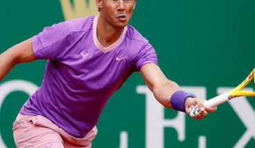 Rafael Nadal debuts with a win at the Monte Carlo Masters