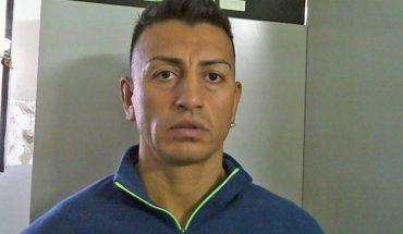 Samuel Llanos arrested, accused by Analía Maldonado's femicide