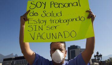 Sedena asks Jalisco to delay vaccination of medical staff