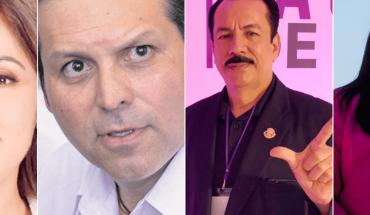 Sinaloa gubernatura contenders in digital campaigns