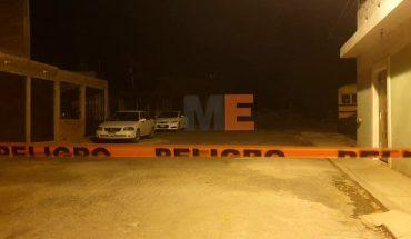Adolescente es detenido tras presuntamente matar a la pareja de su madre en Jacona, Michoacán