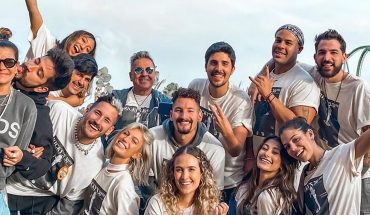The Montaner family reality show has already started its first recordings