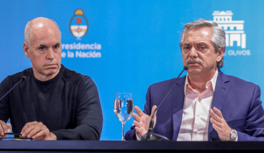 The conclusions of the meeting between Fernández and Rodríguez Larreta