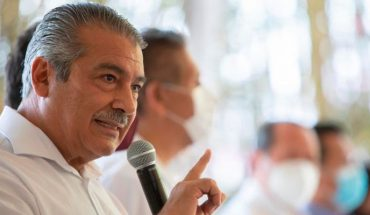 The democratic state of Michoacán, in the hands of the Electoral Court, assured Raúl Morón
