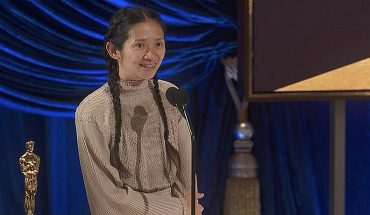 """The second woman in the history of the awards: Chloé Zhao wins the Academy Award for Best Direction by """"Nomadland"""""""