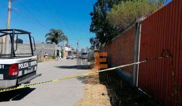 Matan a una mujer y hieren a un hombre en colonia Lomas de la Virgen en Morelia