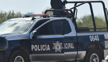 They recover stolen car and two units collide in Guasave