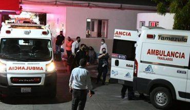 Two shot men enter Culiacán hospital