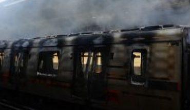 Two-year prison sentences to fires that hit Metro La Granja in 18-O