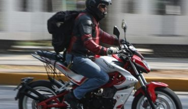 Up to 5 years in prison for those robbing passers-by aboard a motorcycle in CDMX