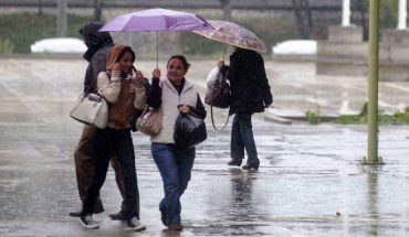 Very heavy spot rains in Chiapas and Yucatan, hot environment in western, central, eastern, southern and southeastern states of Mexico and Yucatan Peninsula