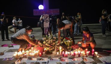 in March, femicides increased 85% and rapes 40%