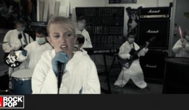 ¡Por una buena causa! Niña de 9 años lidera un cover de Du Hast de Rammsetin — Rock&Pop