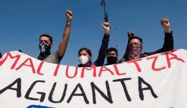 74 normalistas de Chiapas fueron liberadas; sigue proceso en su contra