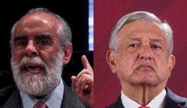 AMLO ante la petición de audiencia de Fernández de Cevallos