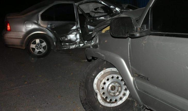 Accidente en Los Mochis, Sinaloa deja una persona lesionada