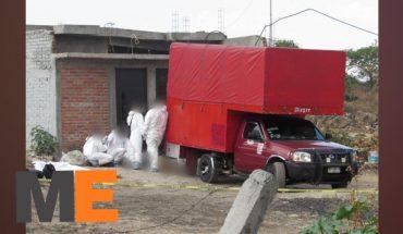Acribillan a trabajador de mudanzas en la colonia Quinceo, en Morelia