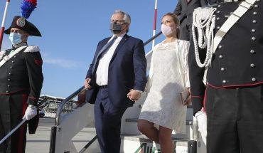 Alberto Fernández vuelve a Argentina con expectativa por la deuda