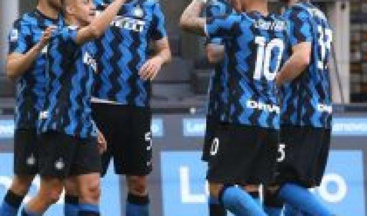 Alexis Sánchez protagonizó victoria del Inter con doblete frente al Sampdoria