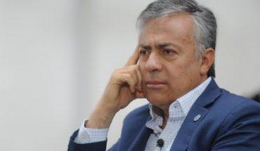 Alfredo Cornejo recibió el alta hospitalaria