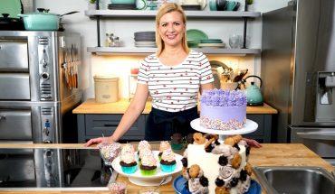 Anna Olson, la economista que dejó el mundo bancario y se convirtió en la reina de la pastelería
