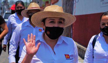 Atacan a balazos a candidata de Morena en Michoacán; hay un detenido