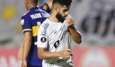 Boca perdió 1 a 0 ante Santos en Brasil y definirá la clasificación de local
