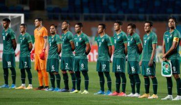 Bolivia ya tiene nómina para su duelo ante la Selección Chilena