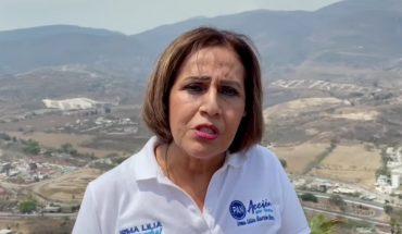 Candidata a la gubernatura por el PAN en Guerrero declinó en favor a la coalición PRI-PRD