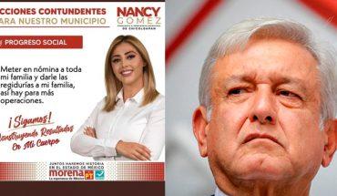 Candidata de Morena llama corrupto a AMLO, pero llama la atención por múltiples observaciones (video)