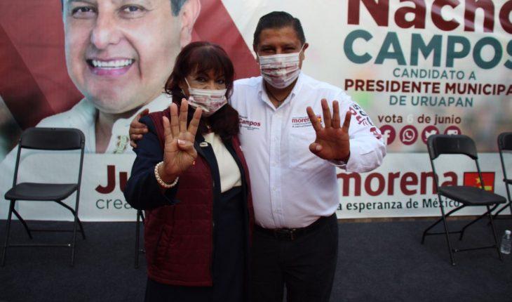 Candidatos de Redes Sociales Progresistas declinan en favor de Ignacio Campos