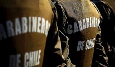 Carabineros: 37 detenidos a nivel nacional deja la primera jornada de elecciones