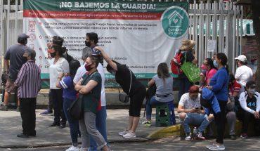 Casos COVID han bajado 17% en México; van 218 mil 985 fallecimientos