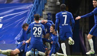 Chelsea derrotó 2 a 0 a Real Madrid y es finalista de la Champions League