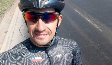Ciclista nacional de 30 años falleció por Coronavirus